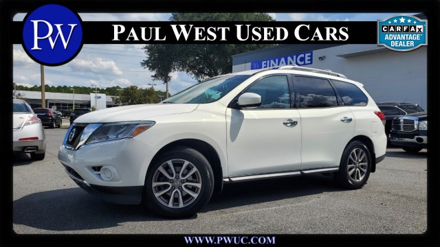 2014 Nissan Pathfinder S Gainesville FL