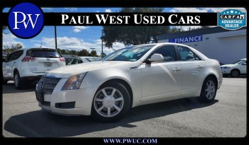 2009 Cadillac CTS Gainesville FL