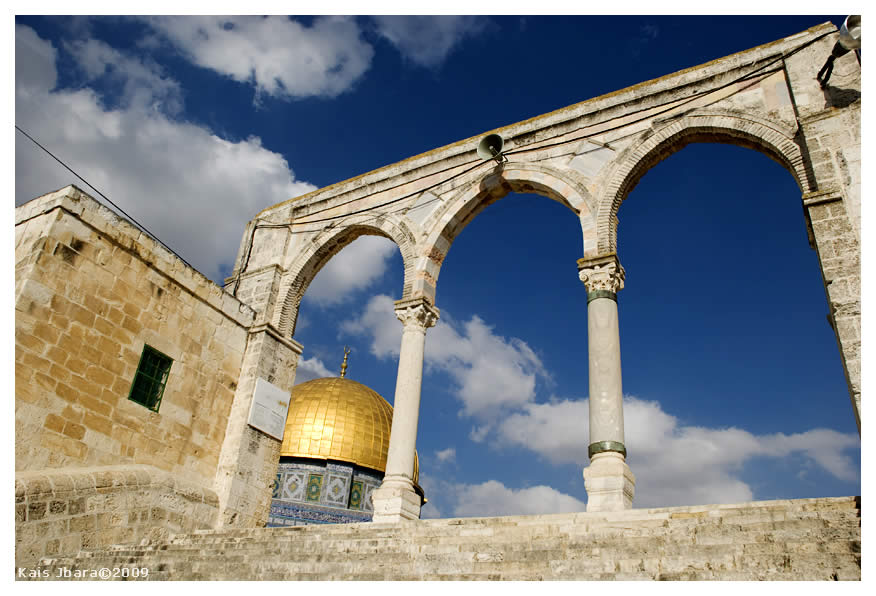 Al Aqsa in Jerusalem