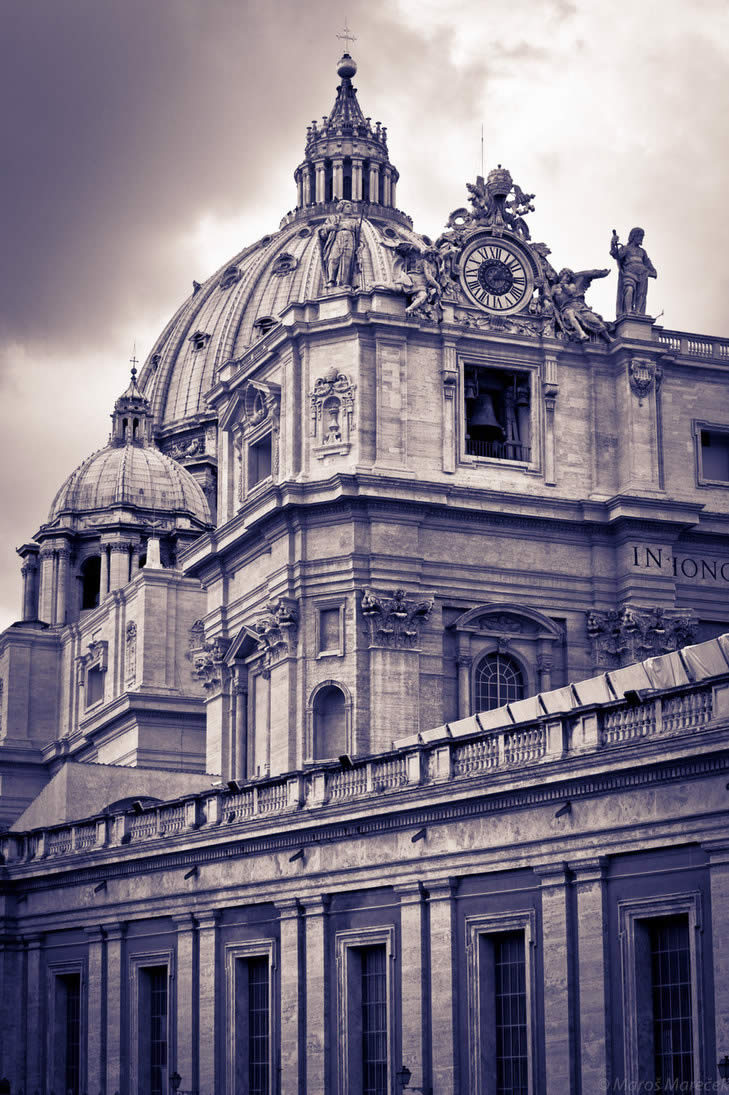 St Peters at Vatican City