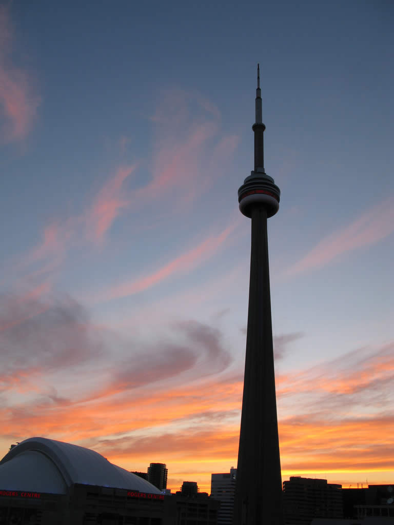 CN Tower in Canada
