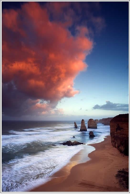 Twelve Apostels in Australia