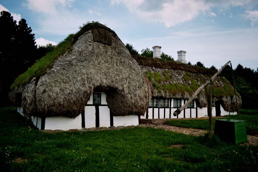 Старый датские дома