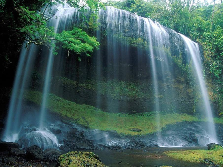 Waterfall Mist
