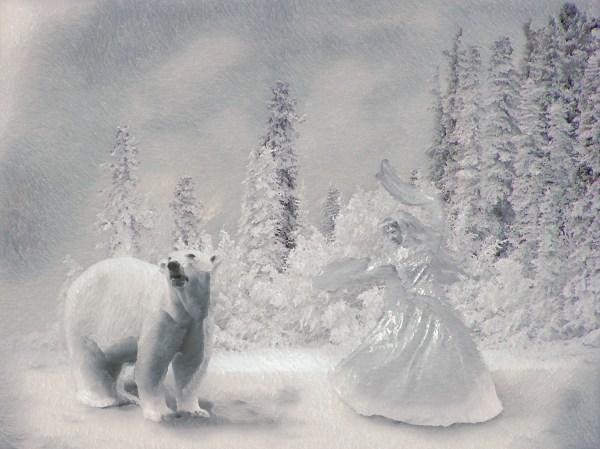 Snow Queen Fairy Tale