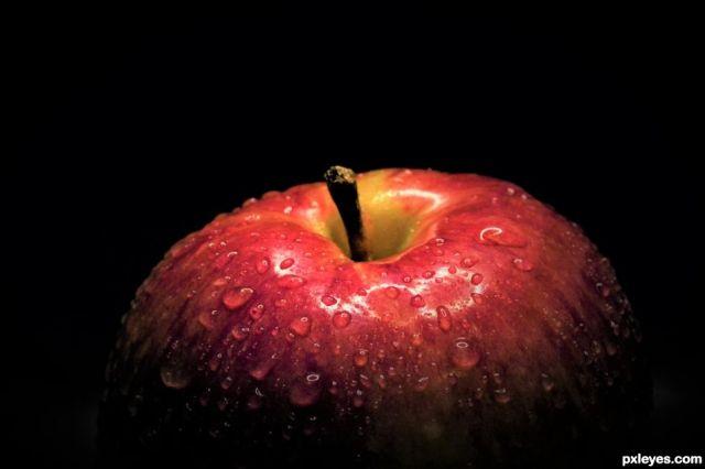 Apple...