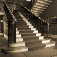 Haunted Hotel picture, by jeaniblog for: stairs 2 ...