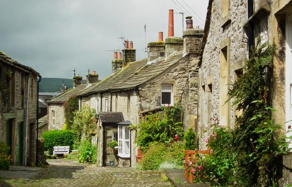 Fall In New England Wallpaper Grassington Village 38543 Picture By Dommylive In Album