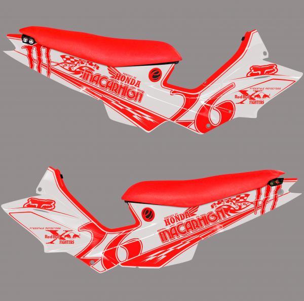 Picture al called fairing design honda xrm125 4233