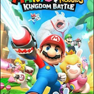 Mario + Rabbids Kingdom Battle - Nintendo Switch in Bashundhara City