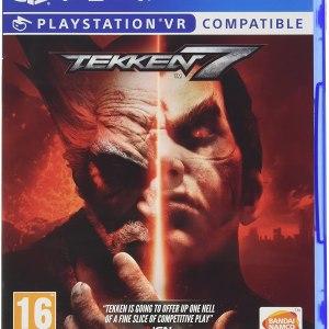Tekken 7 (PS4) Best Price in Bangladesh PXNGAME