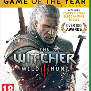 The Witcher 3: Wild Hunt - Game of the Year Edition Xbox One in Dhaka