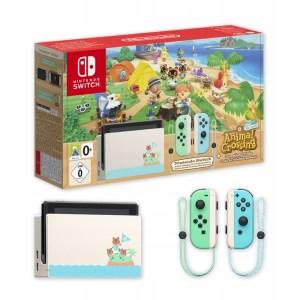 Nintendo Switch - Animal Crossing: New Horizons Edition -32GB Console