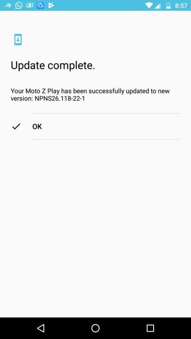 Moto Z Play NPNS26.118-22-1
