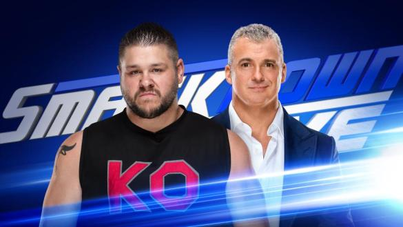 Shane McMahon respond Kevin Owens - Smackdown Live 26/09/17 Episode 945 Live Results