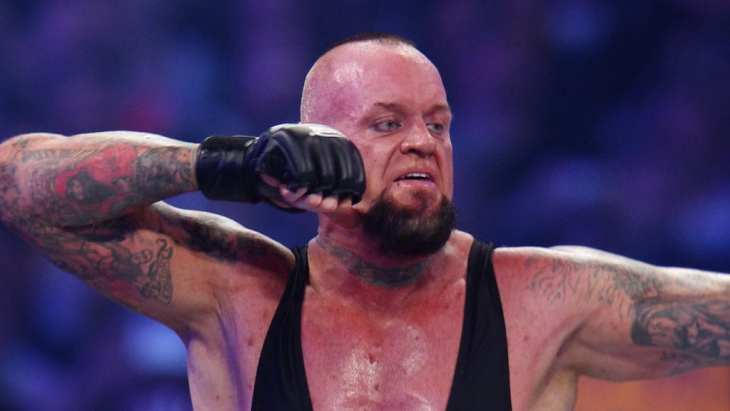 Salary of Undertaker from WWE