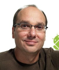 """Andrew E. """"Andy"""" Rubin - Android Founder"""