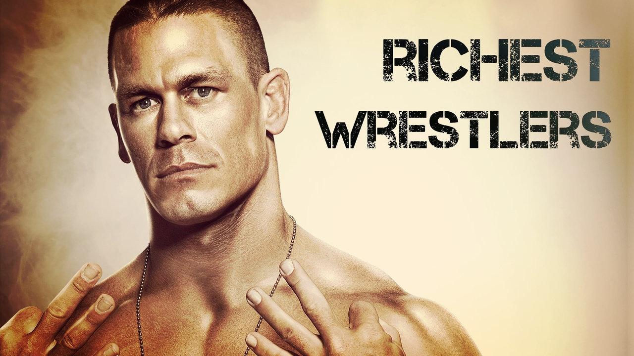 John Cena WWE Top Earner