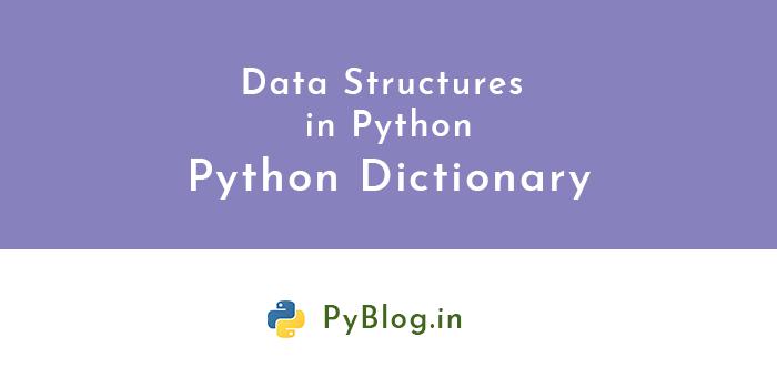 Python_Dictionary