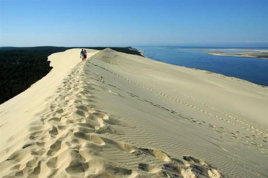 Dune du Pyla GR8