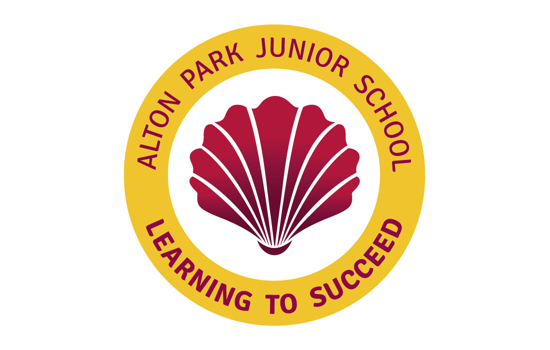 A fresh, modern logo for Alton Park Junior School by Pylon Design