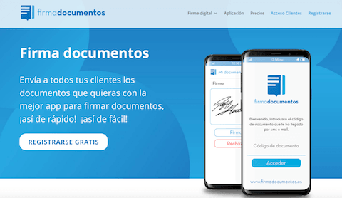 Firma Documentos