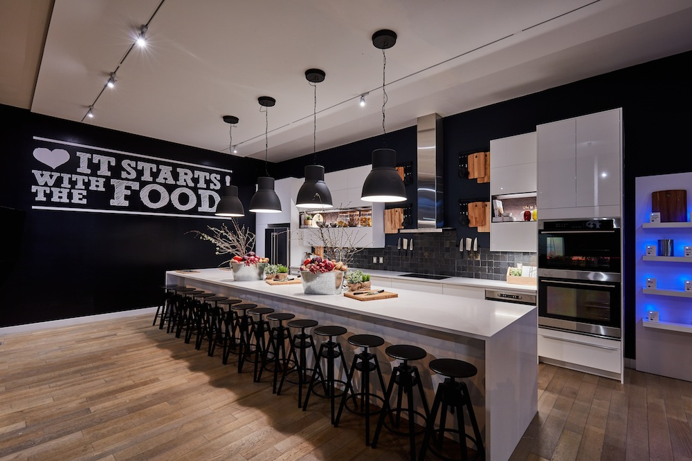 Ikeas Pop Up Restaurants