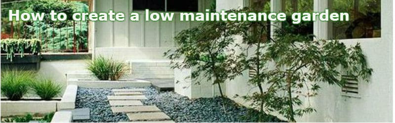 Low Maintenance Garden Design U2013 Tips And Ideas For Creating Your Perfect  Garden