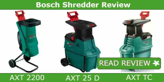 Bosch shredder review where we compare all 3 models and see which is best