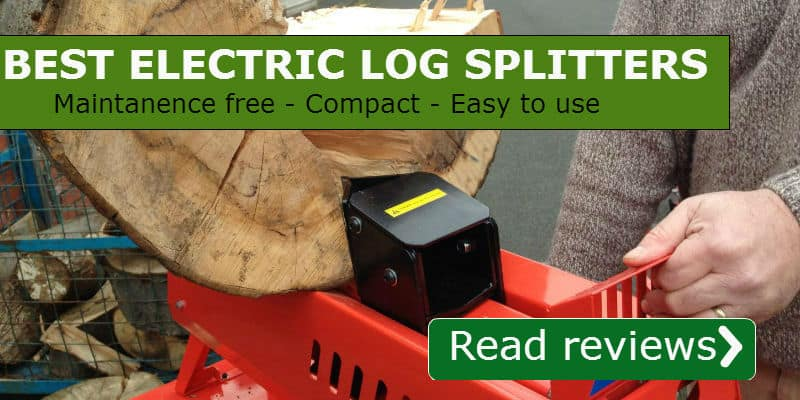 yardworks electric log splitter owners manual
