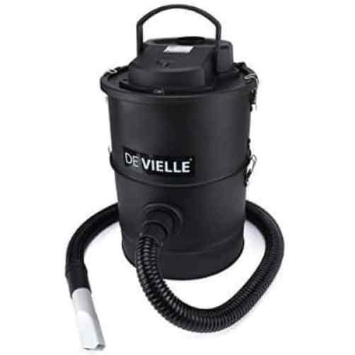 De Vielle double chamber ash vac review