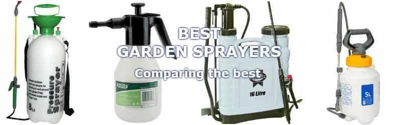 Top 6 Best Garden Sprayers & Perfect for weedkiller & pesticides