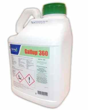gallup 360 weed killer review