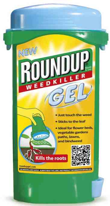 roundup gel weedkiller review
