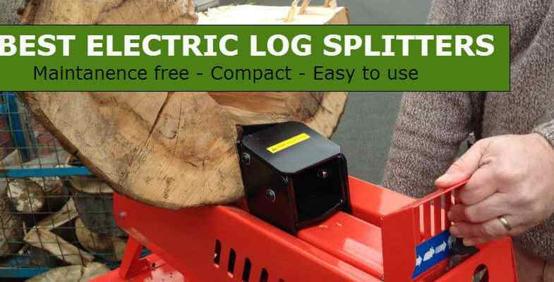 Electric log splitter reviews