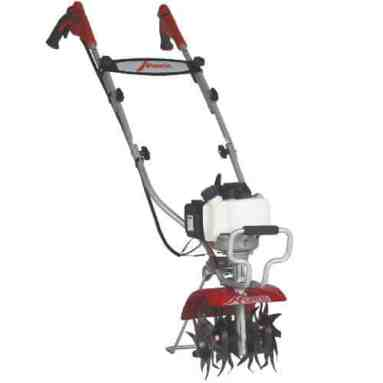 Mantis 7265 4-Stroke Deluxe Petrol Tiller - Our top pick rotavator