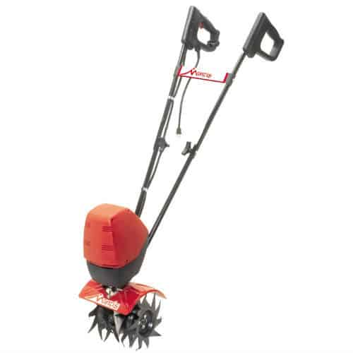 Mantis classic electric tiller review