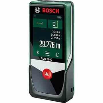 Bosch PLR 50 C Digital Laser Measure REVIEW
