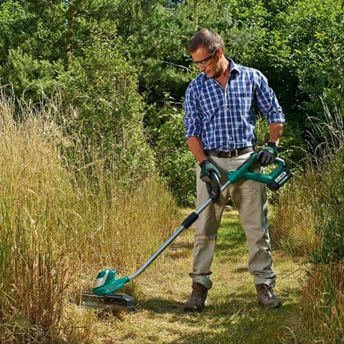 Bosch art 30-36 LI 36v Cordless strimmer review