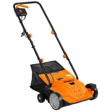 Best enty level model - Einhell BG SA 1231 dual purpose scarifier and lawn rake