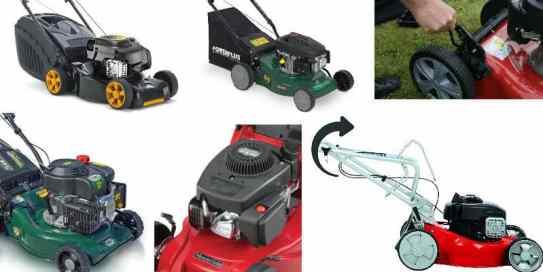Best petrol lawn mower - we compare 10 top models
