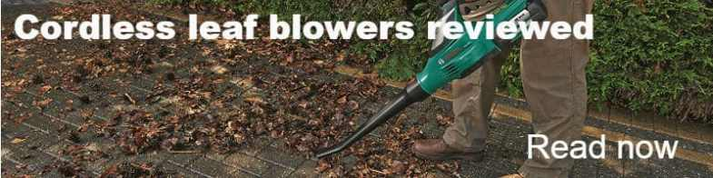 Cordless leaf blower reviews