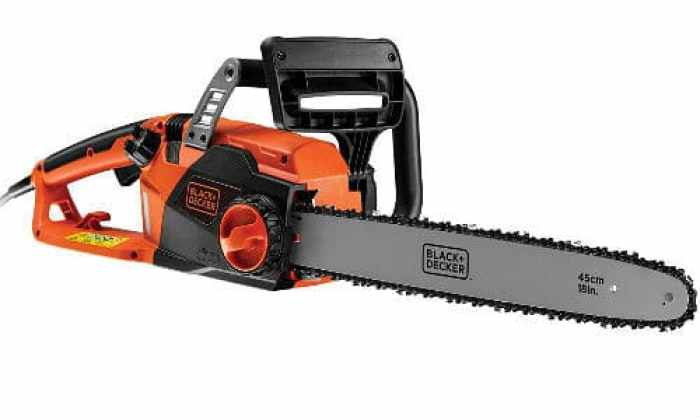 Black + Decker CS2245-GB Corded Chainsaw review