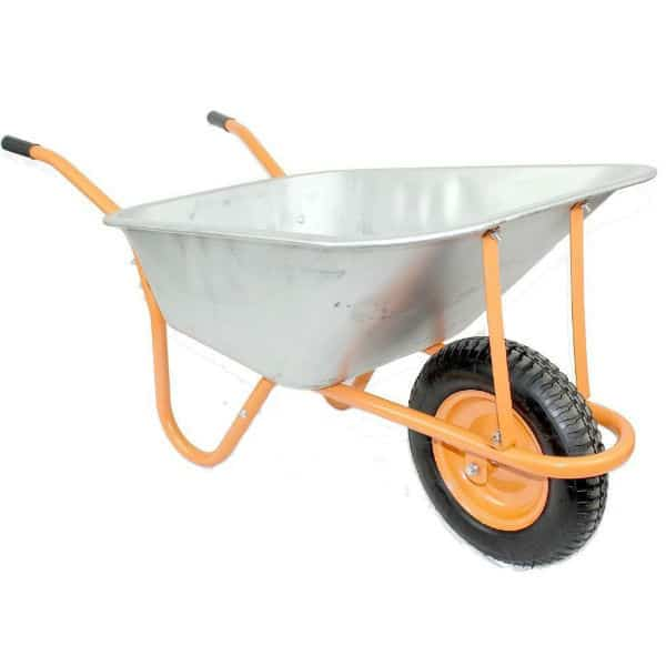 Heavy Duty Wheelbarrow by DJM