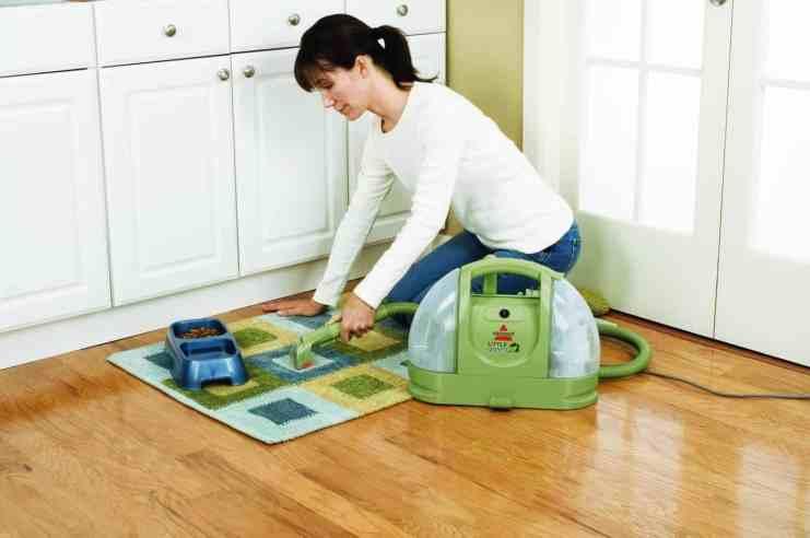 Best Handheld Carpet Cleaner - BISSELL 30K4E Multi-Purpose Carpet Cleaner