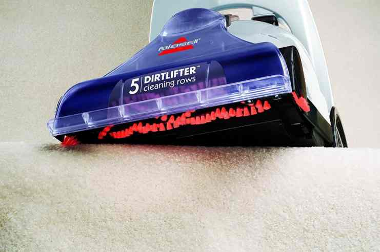BISSELL Cleanview Power Brush Carpet Cleaner brushes