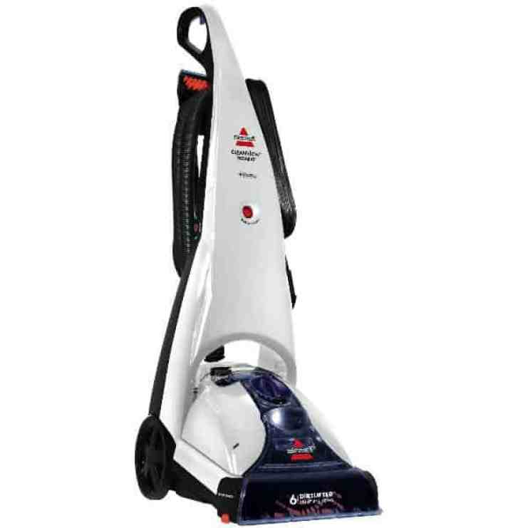 BISSELL Cleanview Proheat Carpet Cleaner review