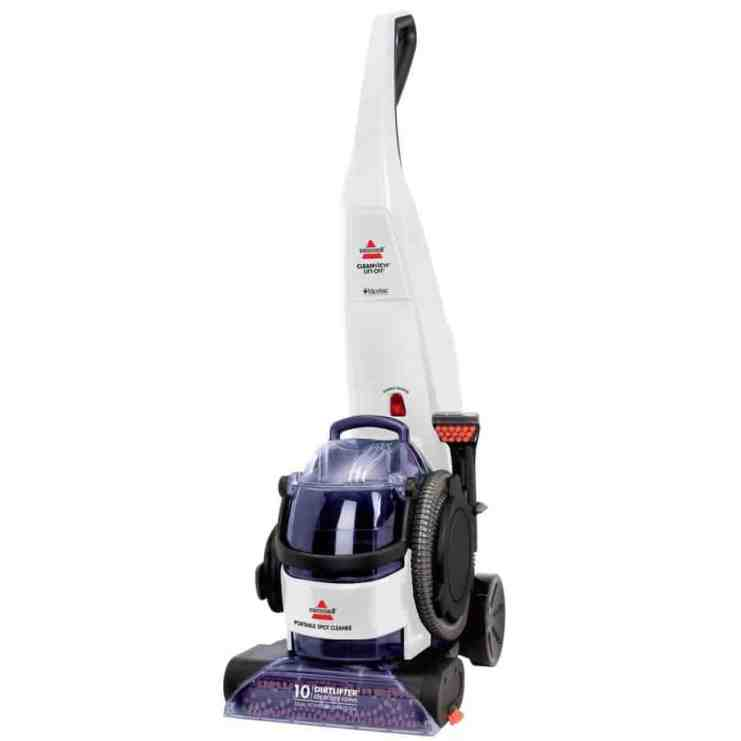 Bissell Lift Off Carpet Cleaner upright