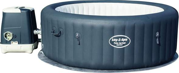 Best Inflatable Hot Tub Reviews 8 Of The Best Models For