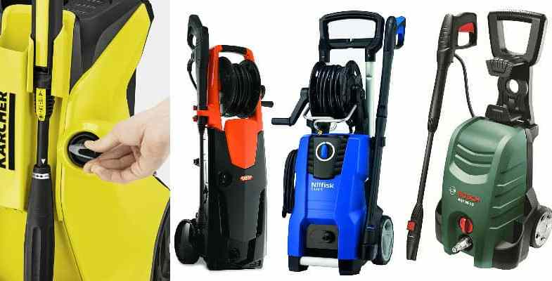 Top 7 Best Pressure Washers – Pressure Washer Reviews 2017